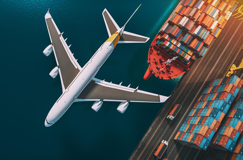 international trade and transport