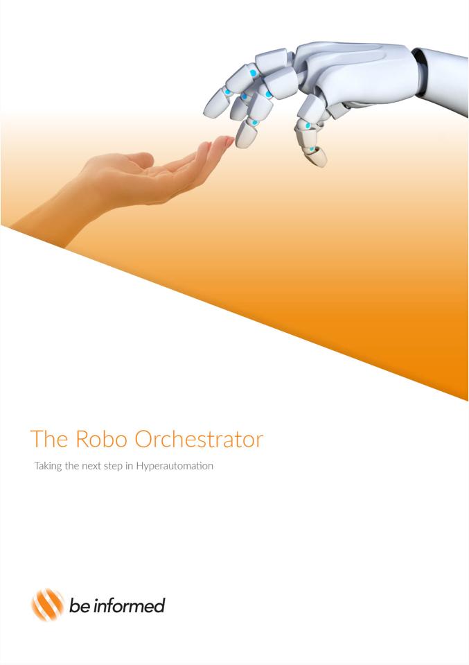 Robo Orchestrator whitepaper